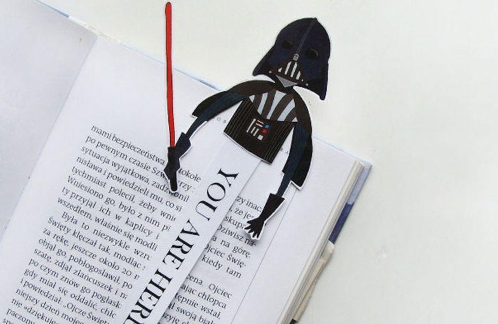 Estes 50 incríveis marca-páginas farão você não querer largar o seu livro!