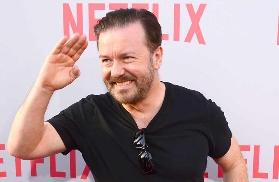 Ricky Gervais Is Absolutely Owning Trophy Hunters And It Is Fantastic