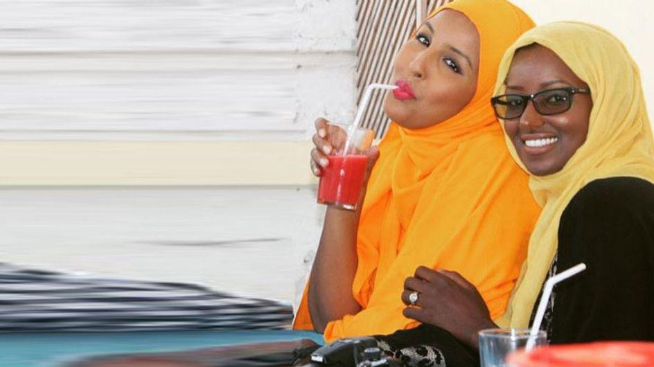 Une jeune Somalienne utilise Instagram pour montrer la (jolie) face cachée de son pays