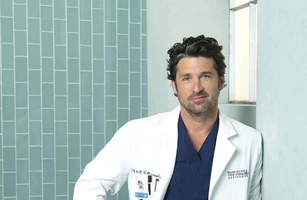 Patrick Dempsey quitte officiellement Grey's Anatomy