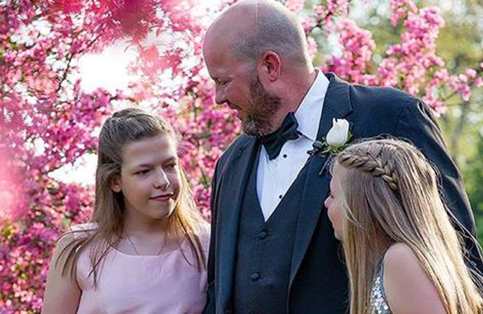 Diese Geschichte rührt zu Tränen: Damit er endlich Zeit mit der Familie hat, stoppt er seine Krebsbehandlung