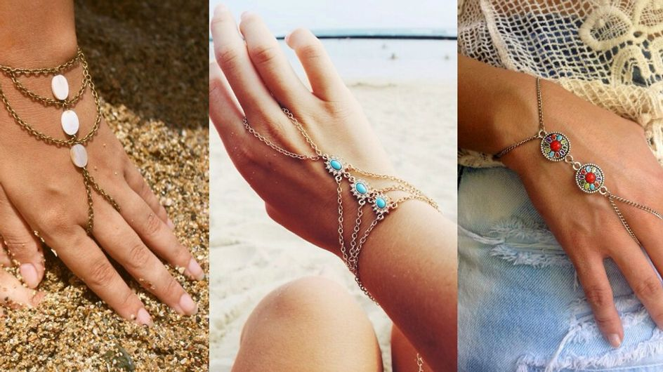 75 Pictures That Prove Hand Chains Are HOT