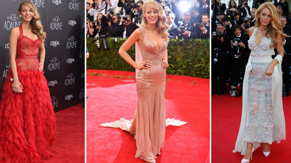 Blake Lively, diva senza tempo sofisticata e glamour. Tutti i look più belli dell'attrice di Adaline!
