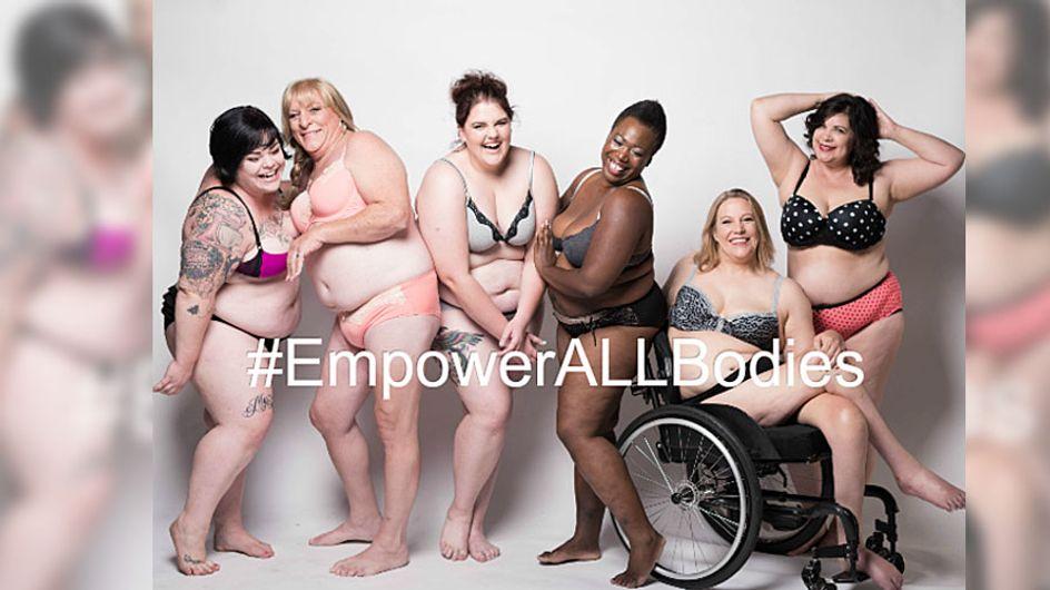 ALLE Frauenkörper sind schön! Diese Bilder zeigen, dass die Welt mehr Vielfalt braucht