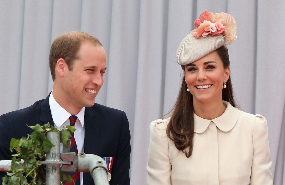Kate Middleton et le prince William vont-ils encore agrandir la famille ?