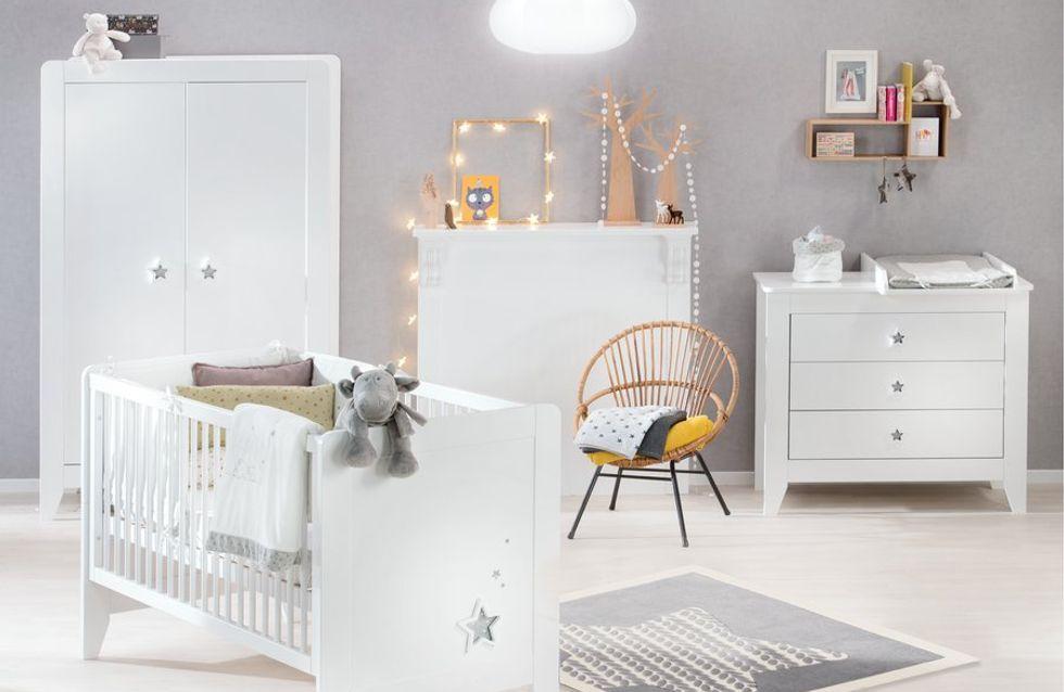 32 objets qui rendront unique la chambre de bébé