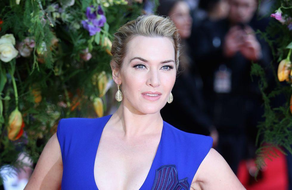 Kate Winslet critique les stars qui perdent leurs kilos de grossesse trop rapidement