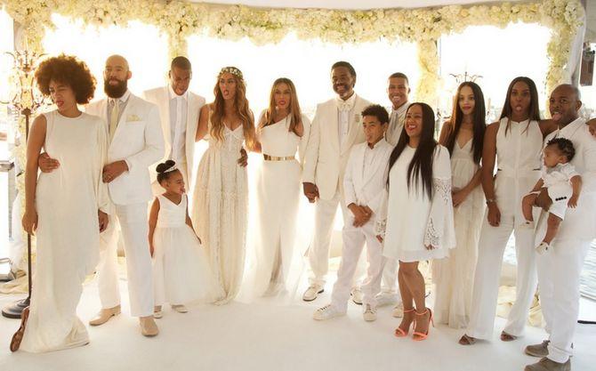 le clan de Beyoncé