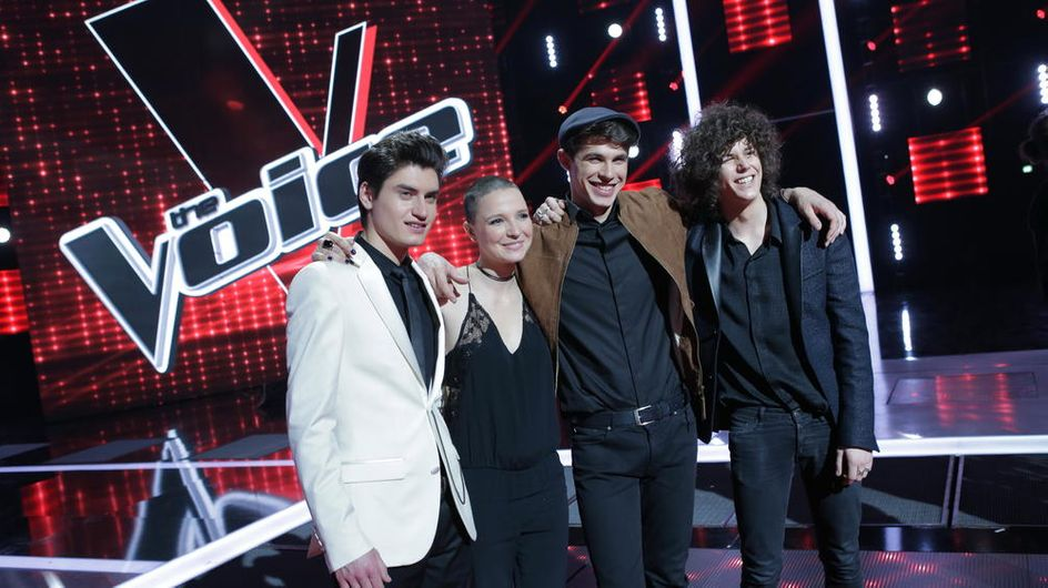 Lilian Renaud, gagnant de The Voice 4
