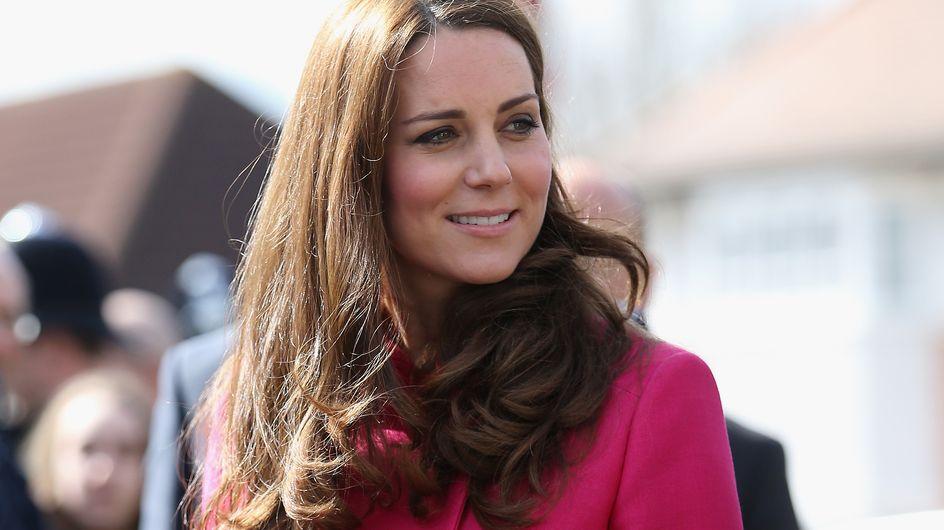 Un service de l'hôpital où Kate Middleton doit accoucher fermé après une alerte sanitaire