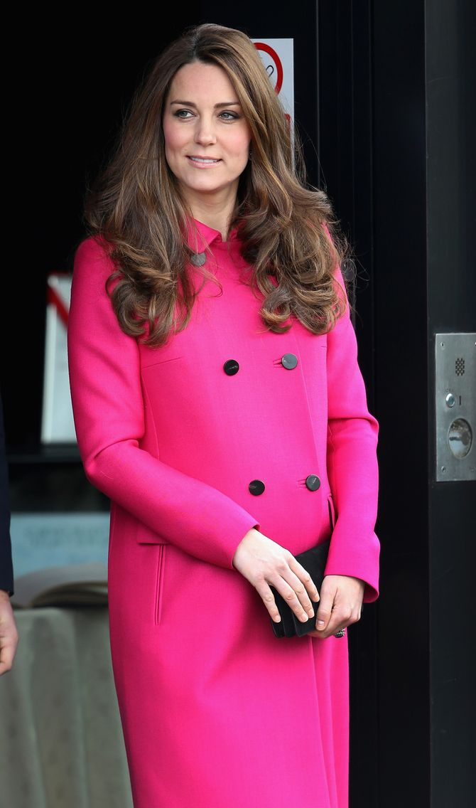 Kate Middleton et son baby bump
