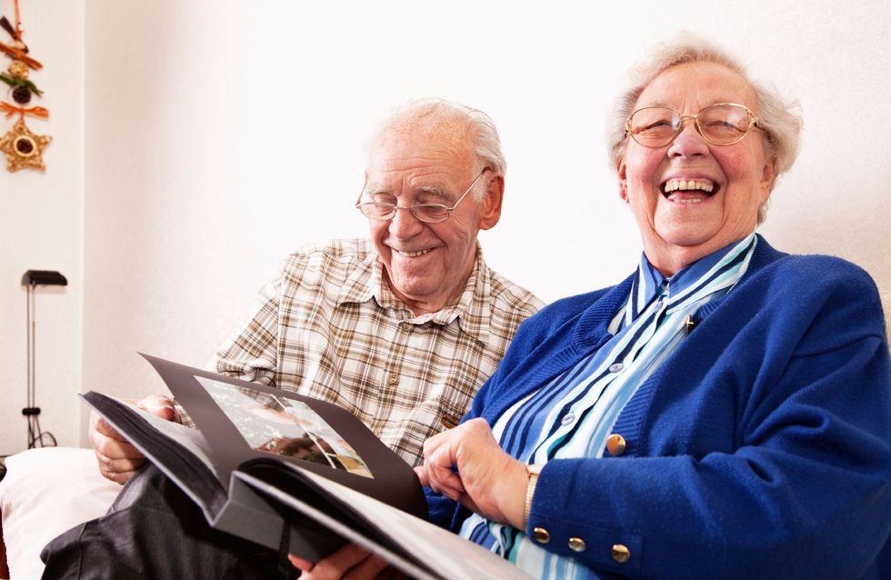 Agés de 91 et 103 ans, ces amoureux battent le plus beau des records