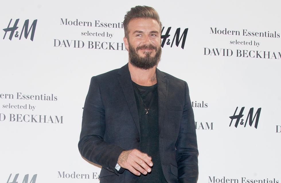 Pour ses 40 ans, David Beckham voit les choses en grand