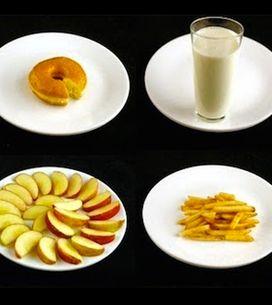 La guía definitiva de los alimentos: Estas son 200 calorías de todo tipos de com
