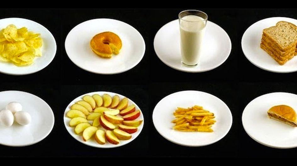 La guía definitiva de los alimentos: Estas son 200 calorías de todo tipos de comidas