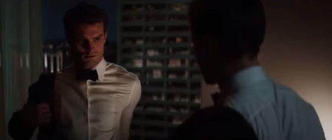 Jamie Dornan dans le premier teaser de Cinquante nuances plus sombres