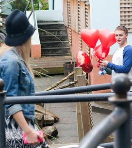 Hollyoaks 8/05 - Porsche decides her best bet is to play dirty