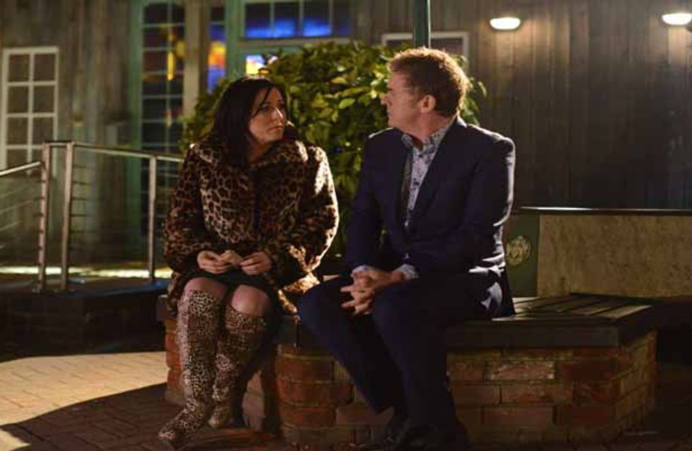 Eastenders 7/05 - One couple's lives are about to change forever