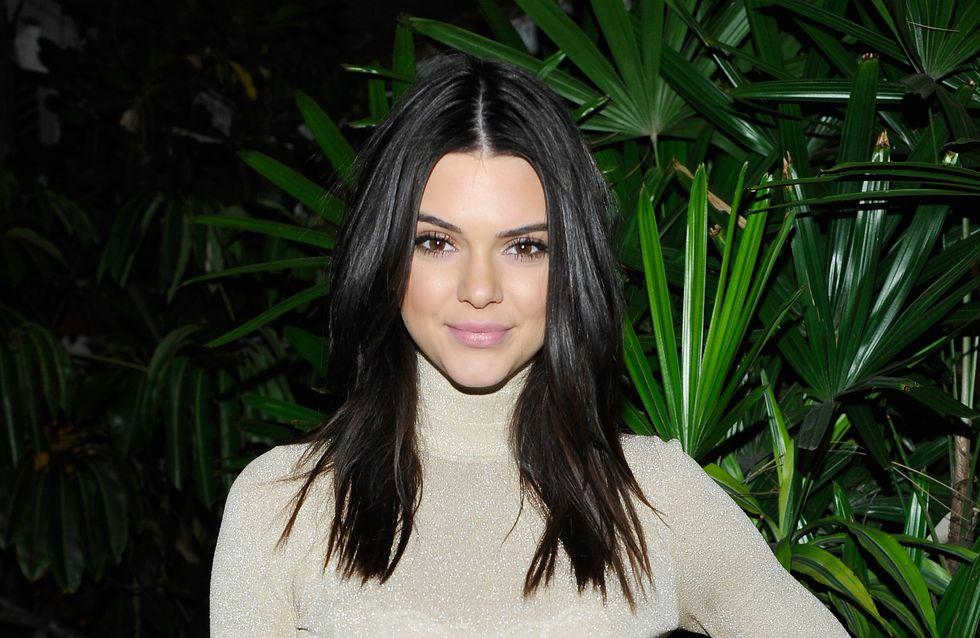 Kendall Jenner s'affiche avec ses taches de rousseur (Photo)