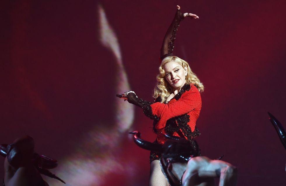 Madonna aurait-elle trouvé son nouveau boyfriend ? (Photo)