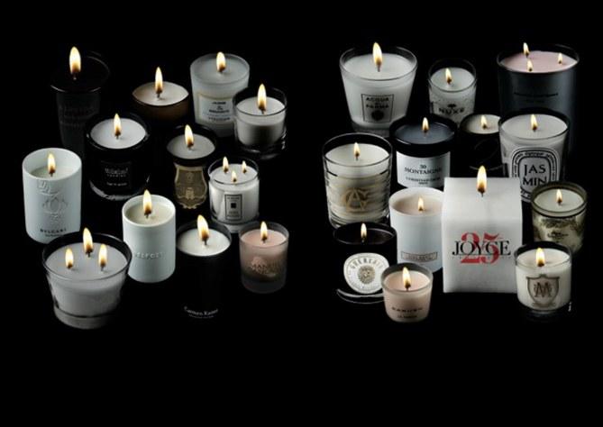 La Alta Perfumería  de las velas