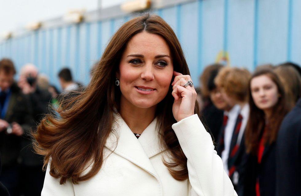 L'accouchement de Kate Middleton déclenché par les médecins ?