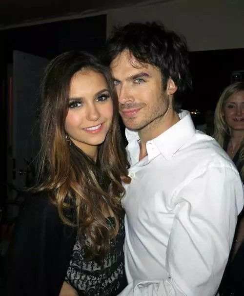Ian Somerhalder i Nina Dobrev Dating History