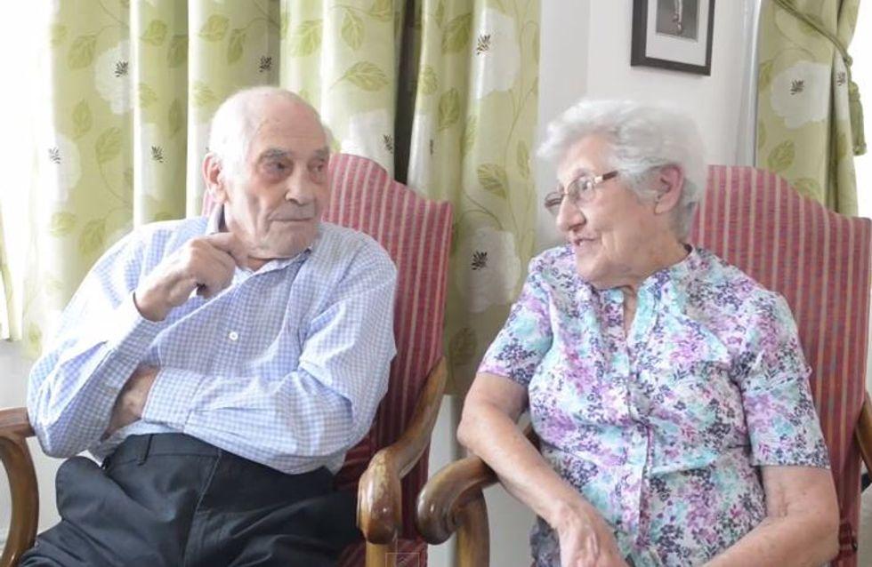Liebe kennt kein Alter: Am 103. Geburtstags des Bräutigams wollen diese beiden sich das Ja-Wort geben