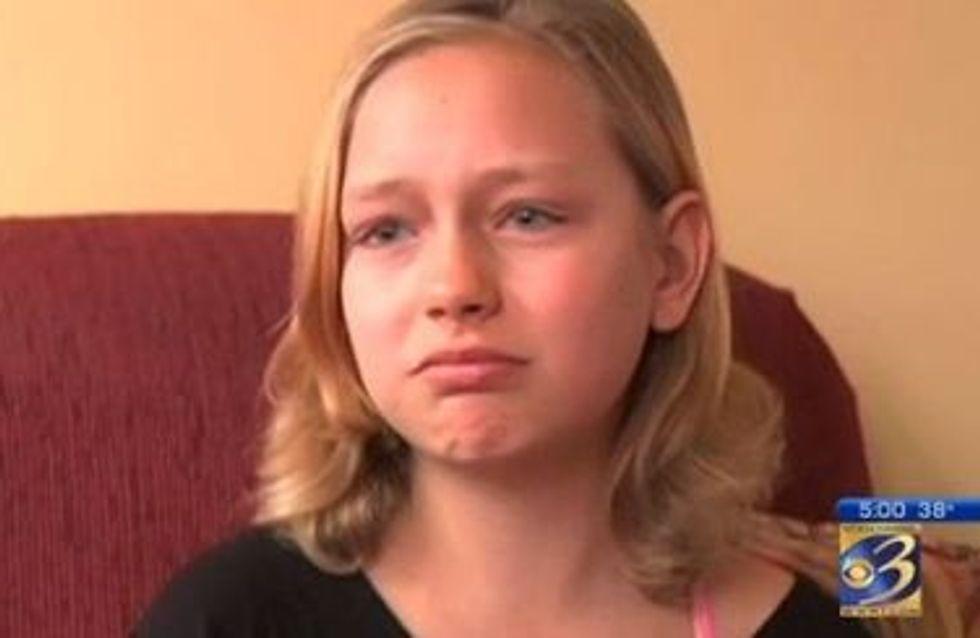 Grâce à la mobilisation des internautes, cette fillette malade va pouvoir retrouver son école