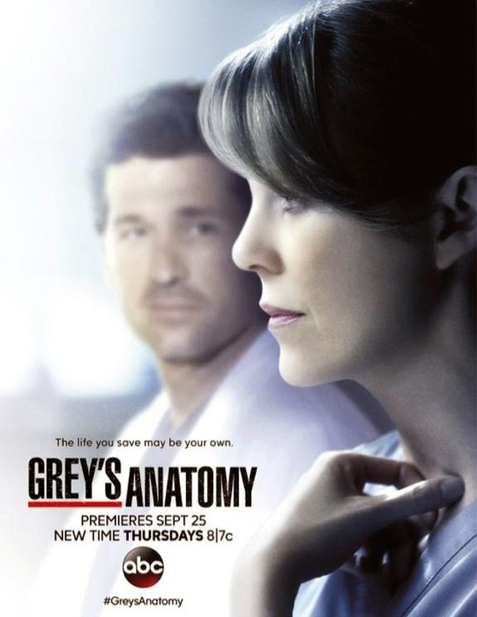 Grey's Anatomy saison 11