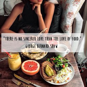 100 Quotes About Food