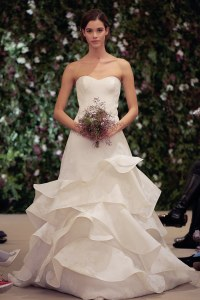 Carolina Herrera sposa primavera estate 2016