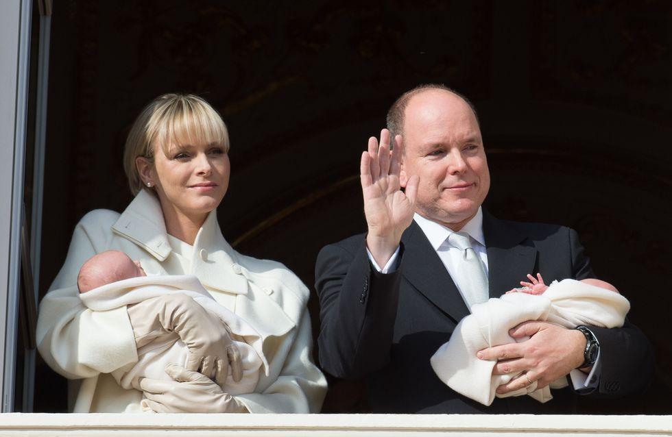 Charlène et Albert de Monaco : Les détails sur le baptême de leurs jumeaux