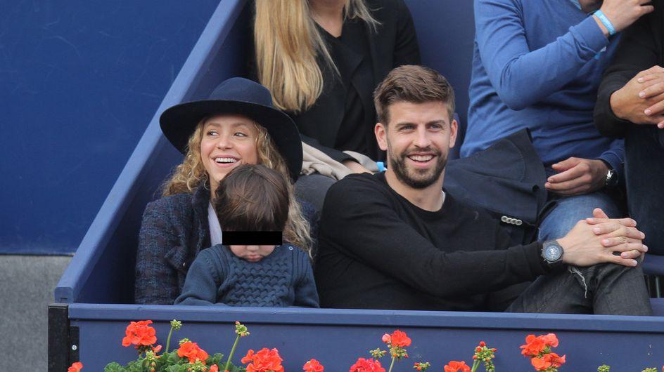 Los espectadores del Conde Godó, molestos con Shakira y Piqué