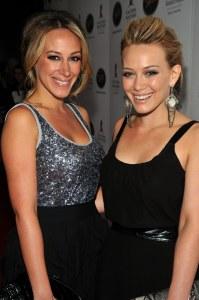 Haylie e Hilary Duff