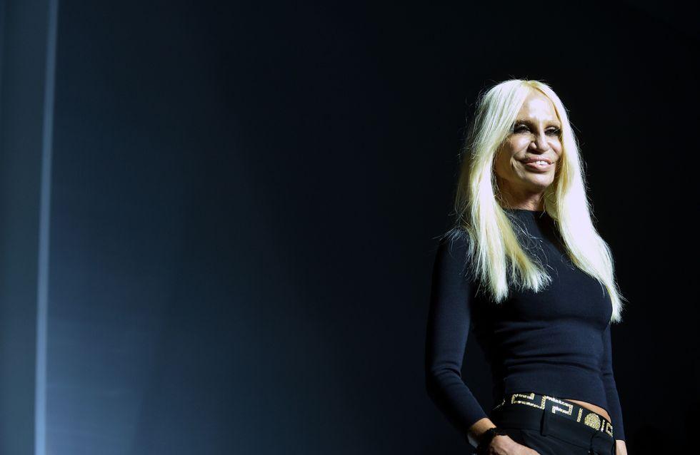 Donatella Versace, nouveau visage de Givenchy