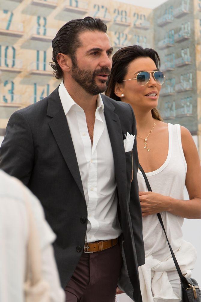 Eva Longoria et Jose Antonio Baston