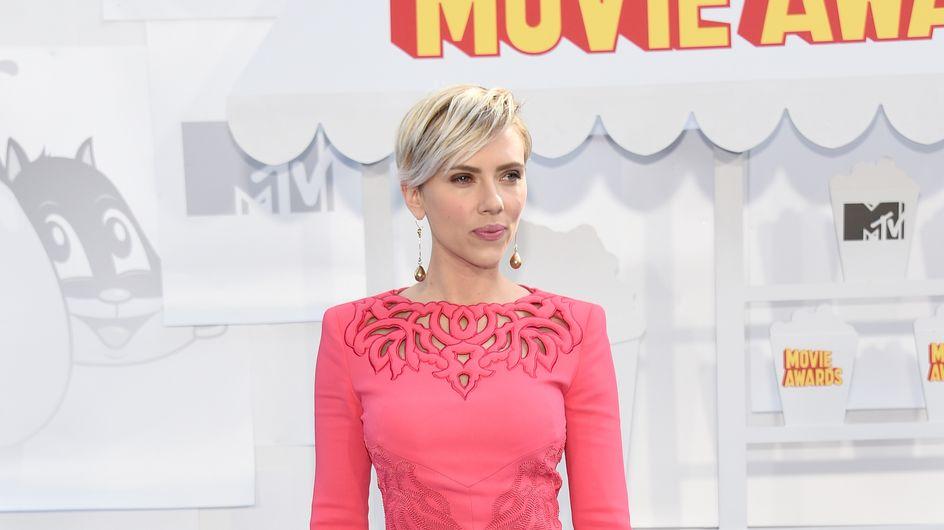 Scarlett Johansson fait des révélations sur son passé
