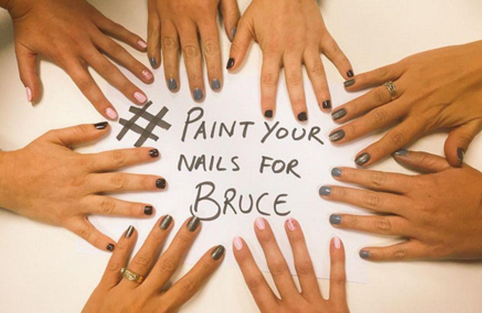 #PaintYourNailsForBruce, le hashtag de soutien des hommes à Bruce Jenner