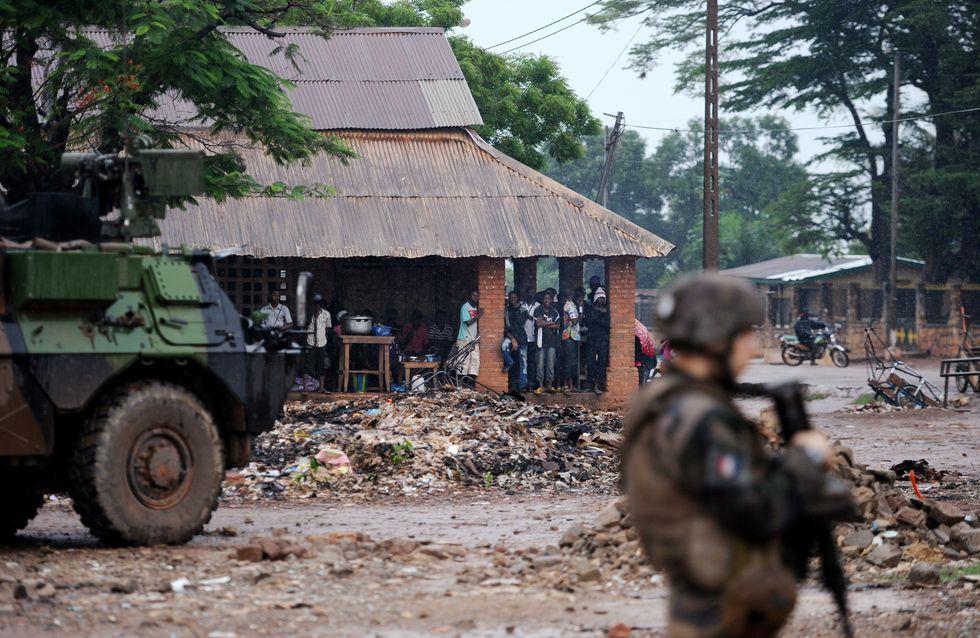 Des soldats français soupçonnés de viol sur des enfants en Centrafrique
