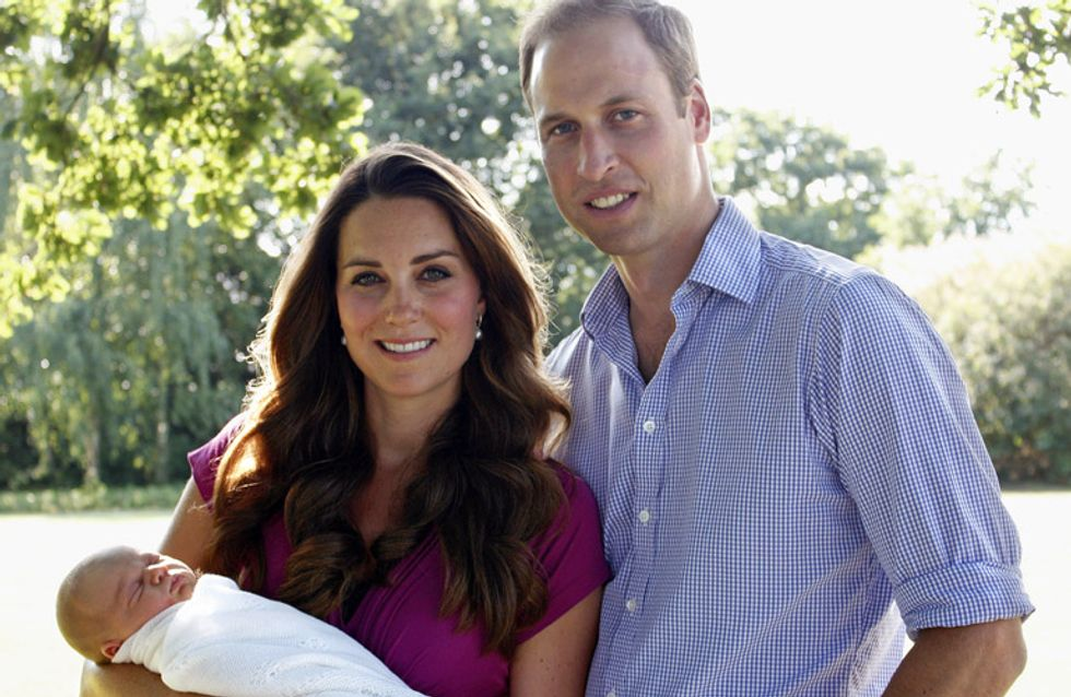 It's Official: Kate Middleton Is In Labour!
