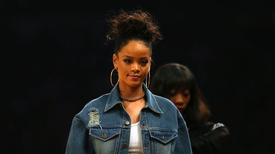 Rihanna enfile ses baskets pour la nouvelle campagne Puma (Photo)