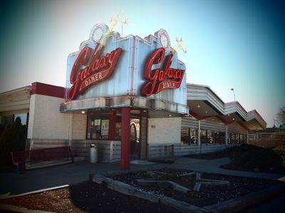 Le Galaxy Diner à Flagstaff