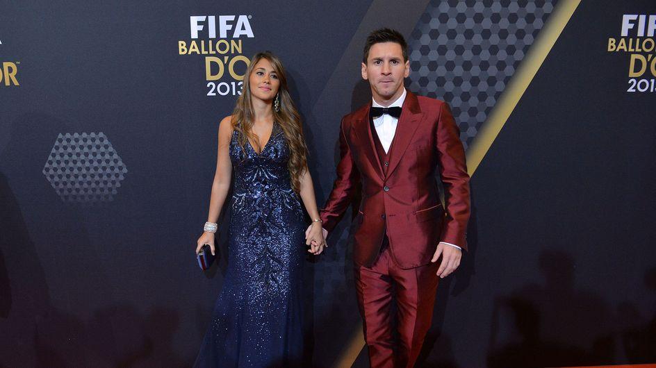 La imagen que confirma el embarazo de Leo Messi y Antonella