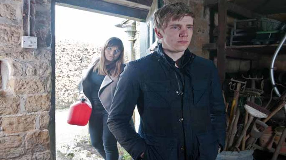 Emmerdale 13/05 - Alicia's choice
