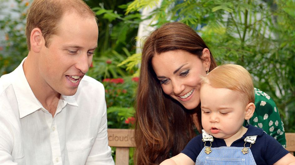 It's A Girl! Kate & William Welcome Royal Baby Number Two