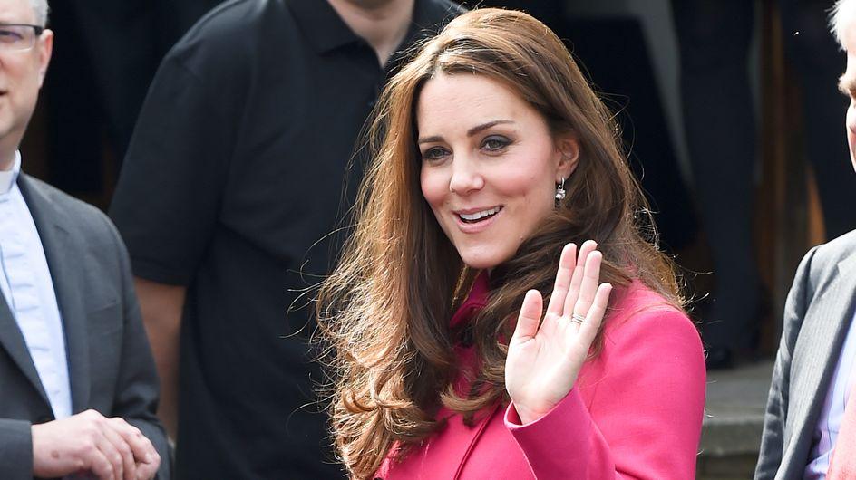 Kate Middleton, madre de una niña