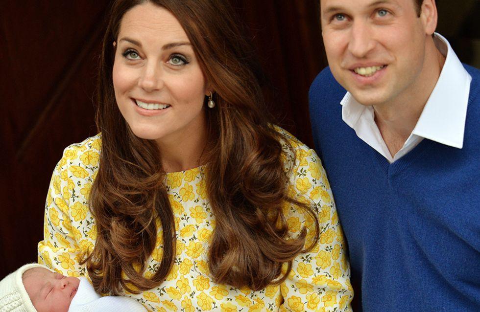 Es ist eine kleine Prinzessin! Kate und Williams royaler Nachwuchs ist endlich da