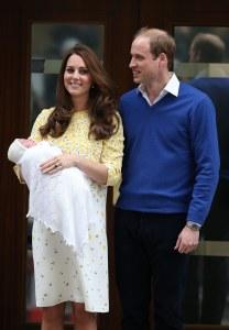 Kate e William insieme alla sorellina di George