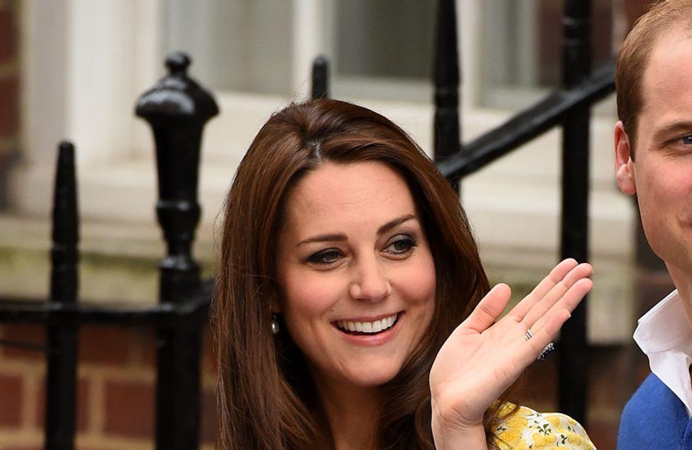 Fiocco rosa per William e Kate! È nata la sorellina del piccolo George